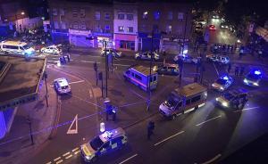 伦敦货车撞人事件白人肇事司机被群众抓住,暂未定性为恐袭