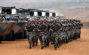 第74集团军领导层亮相:徐向华任军长,刘洪军任政委
