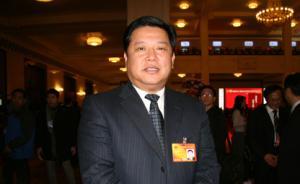 新任山东省委常委林峰海兼任省委政法委书记职务