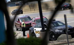 """美国一机场发生袭警事件,初步认定为""""独狼式""""恐袭"""