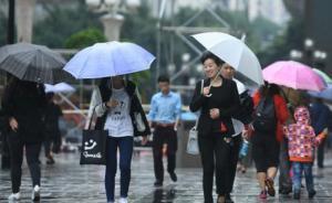 """北京气象局回应""""21日没下暴雨"""":局地强对流天气非常明显"""