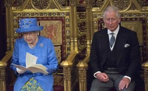 英女王宣读政府施政计划:月底表决若不通过,特雷莎恐下台