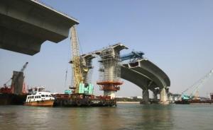 港珠澳大桥香港段混凝土复检:增20处异常,无结构安全问题