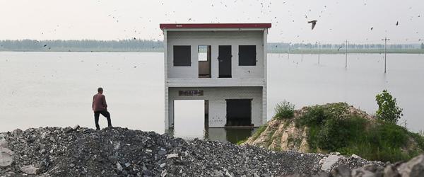 淮南沉陷区环境恶化加剧,人大代表建议建立综合治理专项资金