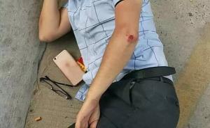 北京律师在扬州被打骨折系被告方所为,已抓获两名成员