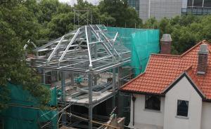 上海处罚擅拆巨鹿路历史建筑:罚款3050万,10个月复原