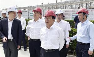 河北省委书记赵克志、省长许勤调研北京新机场:做好服务保障