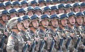 81集团军拱卫京畿、扼控华北,前身部队包括原65集团军