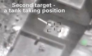 """以色列出动战机袭击叙利亚,技术上两国仍处""""战争状态"""""""