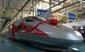 从和谐号到复兴号:时速可达400公里,能连挂所有高铁车型