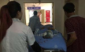 茂县垮塌事故幸存的一家三口:刚满月婴儿哭闹换尿布救了大家