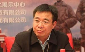 冯振东任延安市委副书记,曾获全国优秀县委书记称号