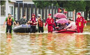 钱塘江发生流域性大洪水:转移15万人,直接经济损失超十亿