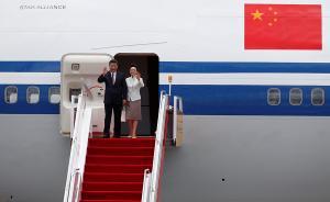 习近平抵达香港并在机场发表讲话:香港发展一直牵动着我的心