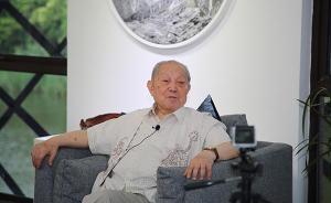 名家对话|香港回归标志设计者陈汉民:设计先做加法再做减法