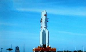 长征五号遥二火箭加注推进剂,瞄准7月2日发射