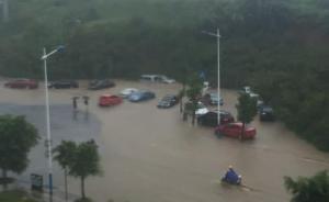 40条河流52站次出现超警洪水,广西发布洪水橙色预警