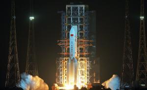 直播录像丨长征五号遥二火箭及实践十八号卫星发射失利