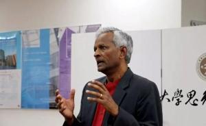 印裔美国学者谈印度的全球化进程:为何今天困难重重