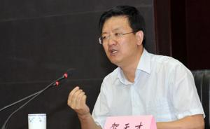 山西省政府党组成员贺天才出任副省长,曾任晋煤集团党委书记