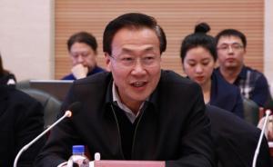 徐建国任黑龙江佳木斯市委书记,林宽海不再担任