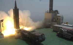 """韩国成功试射韩版""""东风15""""导弹:展示高精度远程打击能力"""