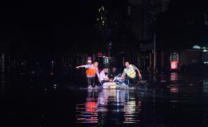 湖南宁乡洪灾致44人死亡失联,全县56%人口受灾