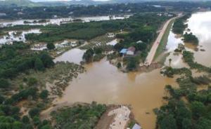 4天来7省份28市遇洪涝风雹,61万人受灾7人死亡失踪
