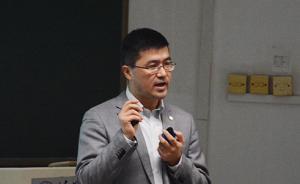 反腐学者过勇出任清华大学党委副书记,班子里唯一的75后