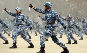 原北海水警区司令员黄凤志升任海军南海舰队副参谋长