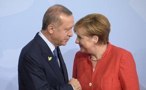 土耳其暂停批准《巴黎气候协定》,默克尔:应尽快落实