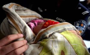 贩婴团伙发生车祸逃离并喊人转移婴儿,被山西高速交警抓获