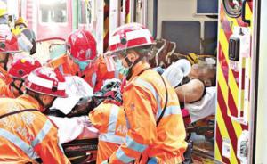 香港一工地污水渠爆裂致3死,涉事企业暂停同类工程
