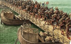 罗马帝国打仗时如何保障后勤补给?