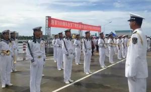 海军第25批护航编队衡阳舰、玉林舰等已返回湛江某军港