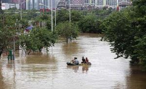 广西遭遇今年入汛以来最大洪水,已致216.81万人受灾