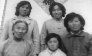 """大连一市民寻找32年前""""小长山岛上一家人"""":老照片给你们"""