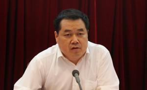 新疆生产建设兵团党委组织部常务副部长邓选斌任兵团编办主任