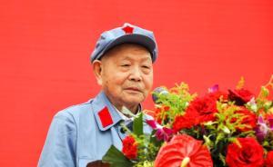老红军、原北京军区总医院副院长张敏逝世,享年93岁