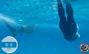 菲尔普斯PK大白鲨结局竟是这样:我们看到了假的鲨鱼……