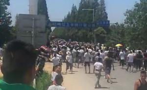 山东郯城:邳州承诺对损坏车辆进行赔偿,调查不规范执法行为