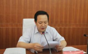 太原市委原常委、秘书长陈河才升任山西省贸促会会长