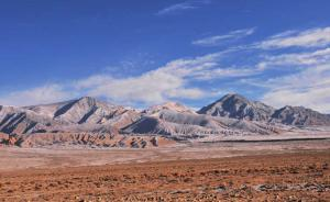 中国首个火星模拟基地落地青海海西州:地形地貌与火星相似
