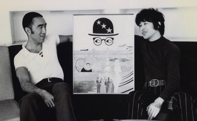 横尾忠则的《海海人生》:一位疯狂艺术家和他的天才朋友圈