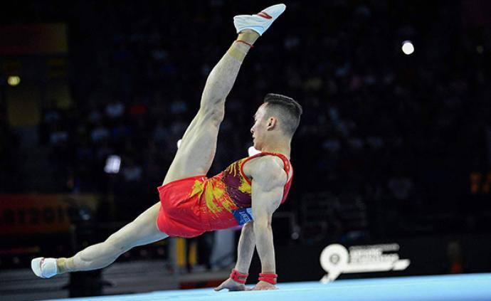無緣世界杯墨爾本站,中國體操隊奧運積分受影響