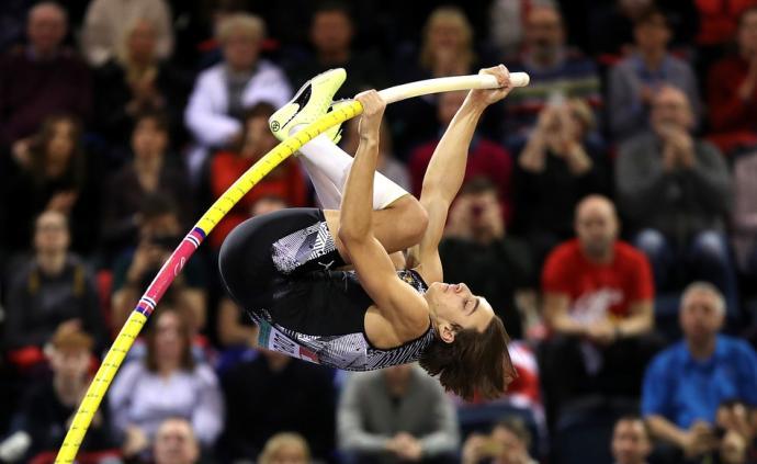 男版伊辛巴耶娃?杜普蘭蒂斯再破撐竿跳世界紀錄