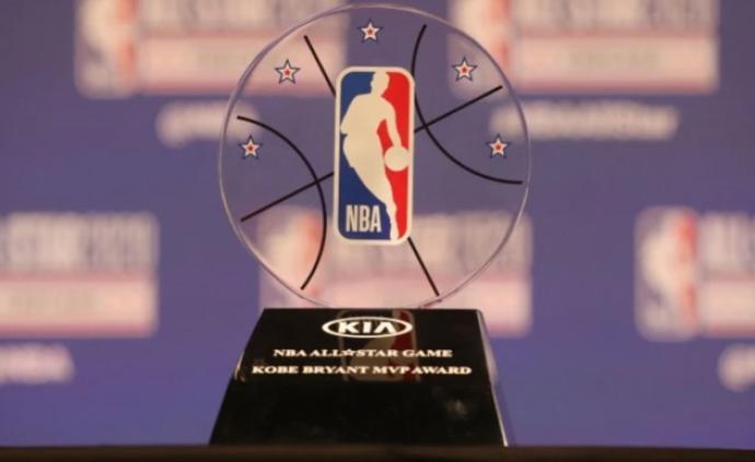 NBA:全明星MVP獎將被更名為科比-布萊恩特MVP獎