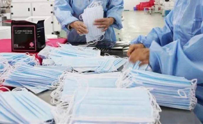 生產銷售問題醫用口罩發不義之財,最高可判處無期徒刑