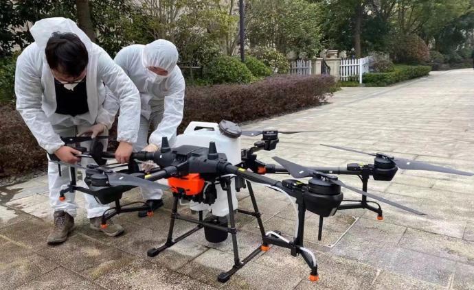 """无人机战""""疫"""":无人机公司设补贴基金,延长保期免费维修"""
