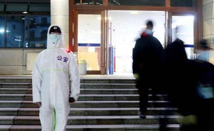 戰疫者丨24小時響應,武漢警方協助送治四類人員1.7萬人